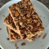 On the Road: Homemade Granola Bars